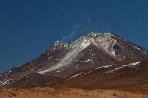 Volcà Ollagüe / Volcán Ollagüe / Ollagüe Vulcan