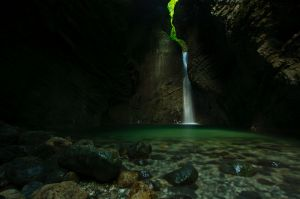 Cascada Kozjak / Kozjak Waterfall