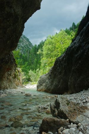 Barranc de Mlinarica / Barranco de Mlinarica / Mlinarica Gorge