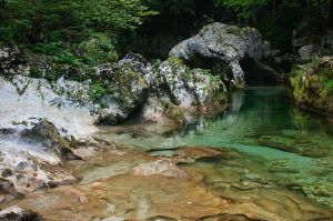 Barranc de Mostnica / Barranco de Mostnica / Mostnica Gorge