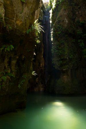 Cascada de las Ninfas